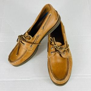 SPERRY Top-Sider Leather Boat Shoes Loafers 11M